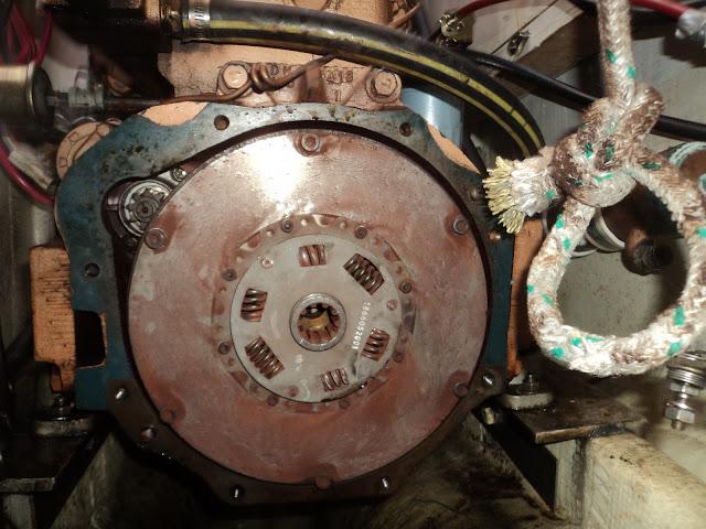 kubota damping plate