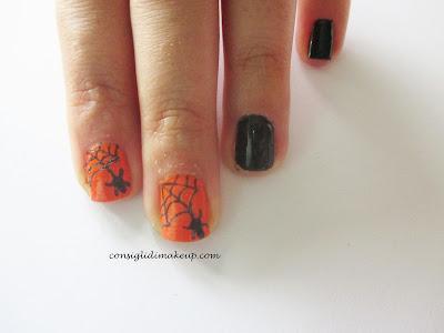 idee nail art per halloween