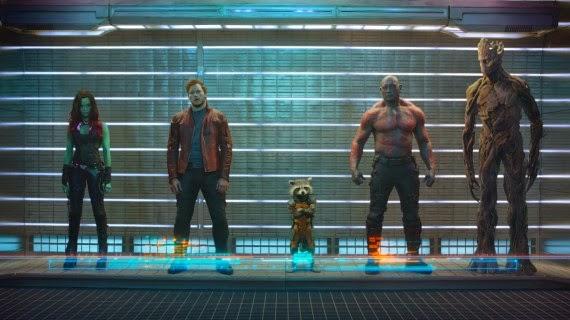 ดูหนัง Guardians of the Galaxy - รวมพันธุ์นักสู้พิทักษ์จักรวาล 31 กรกฎาคม 2014