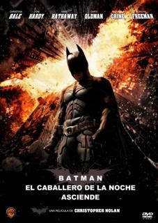 Batman: El Caballero de la Noche Asciende &#8211; DVDRIP LATINO