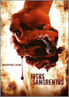 Download - Jogos Sangrentos - DVDRip - AVI - Dublado