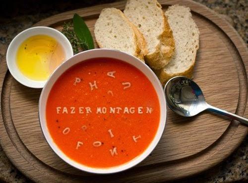 Escrever texto na Sopa