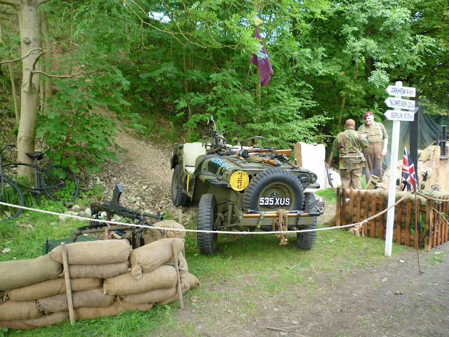 crich tramway museum home front re-enactment via lovebirds vintage