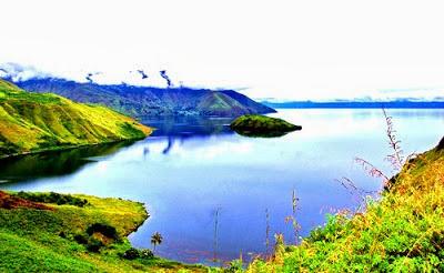 Pulau Tulas - Ada 5 Pulau di Sekitar Danau Toba