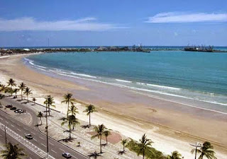 Praia de Praia da Avenida - Praias de Maceió - AL
