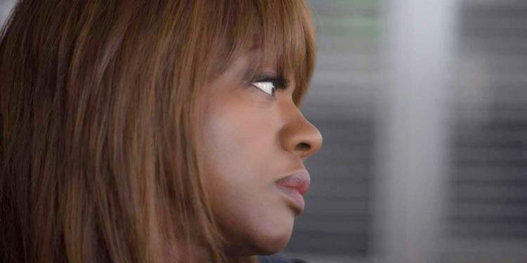 Viola Davis as Agent Barrett in Blackhat