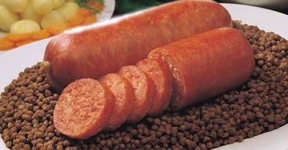 Nonsolodolciricette come si prepara il cotechino con le - Come cucinare le lenticchie con cotechino ...
