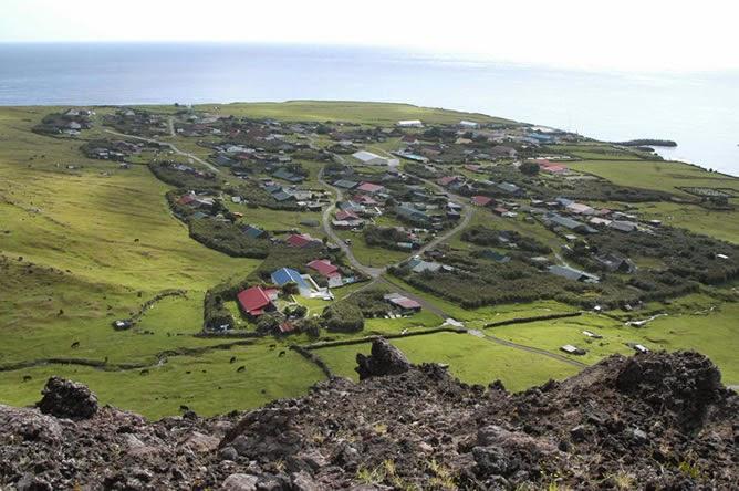 Most Remote Island in the World - Tristan da Cunha