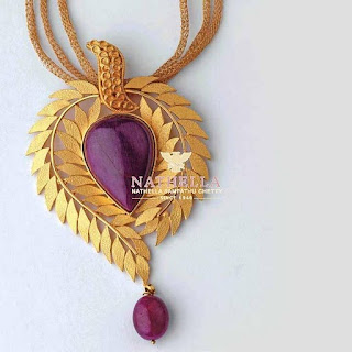 Contemporary jewellery designs from NATHELA jewellers