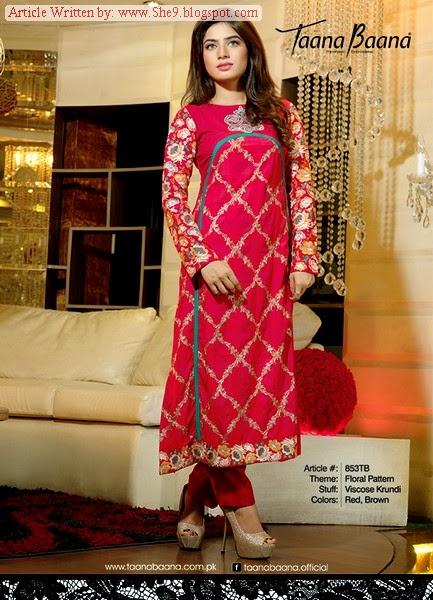 Taana Baana Eid Dresses