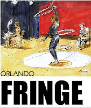 Fringe 10 Year Sketchbook Abridged