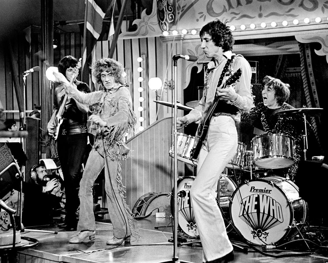The Who Announce First Cincinnati Concert Since 1979