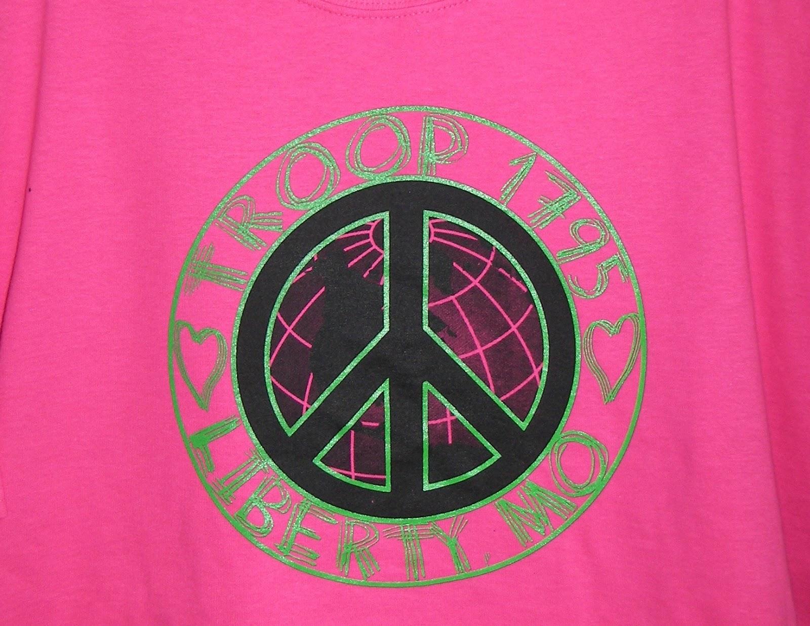 Show Me Logos Girl Scout T Shirts