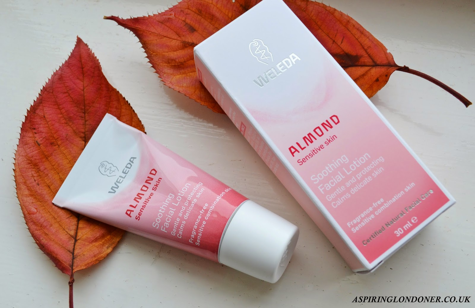 Weleda Almond Soothing Facial Lotion Review - Aspiring Londoner