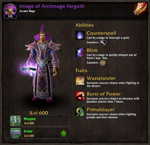 Image of Archmage Vargoth