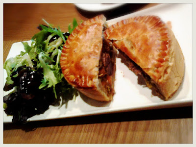 Chicken Pie at Artisan Boulangerie Co Asia Square