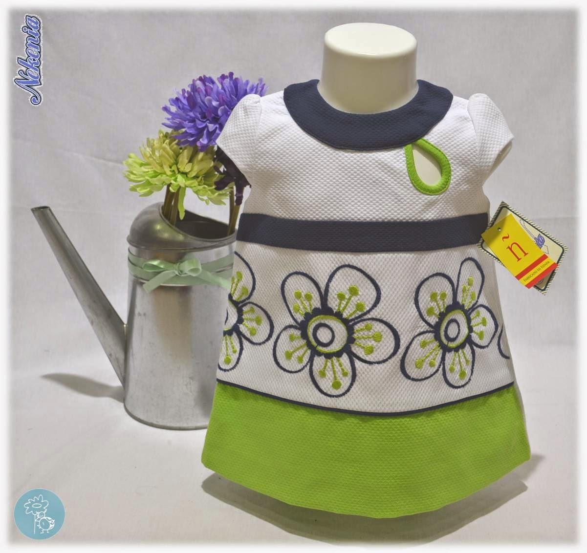 Nekenia-Domitilas en Blog-Tienda Retamal moda infantil y bebe