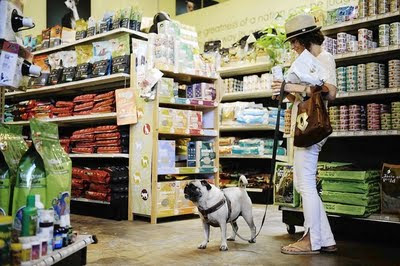 'my dog eats better than i do': pets join in on the organic food 'trend'