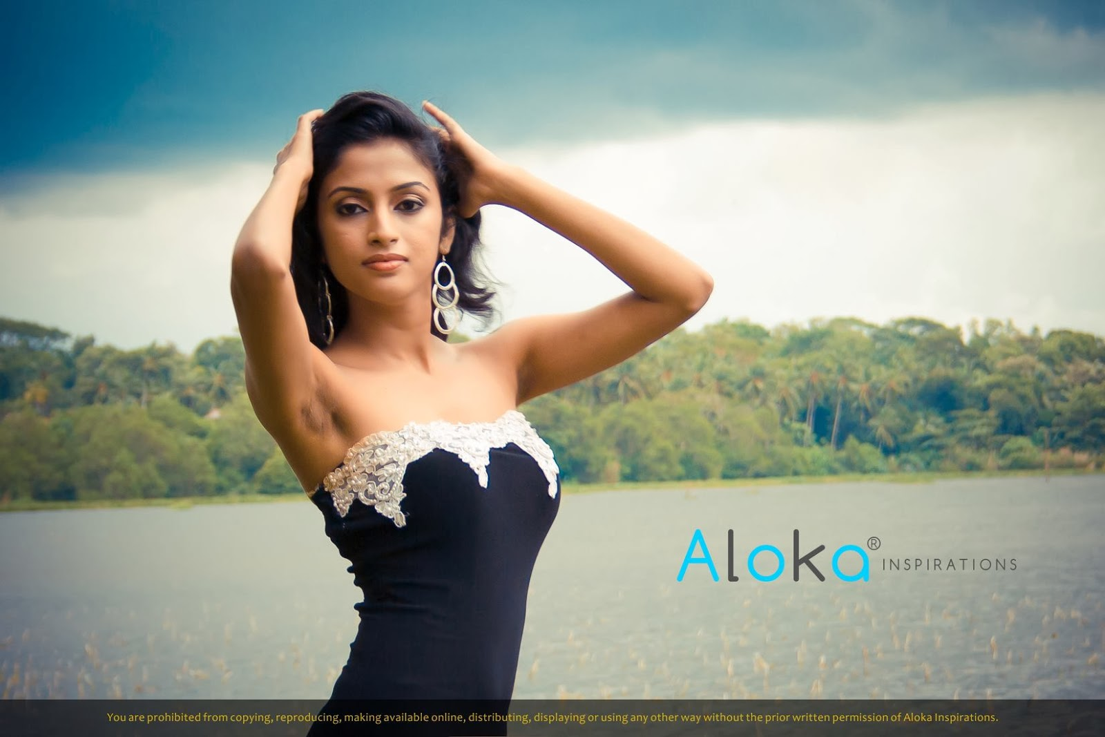 Dilini Madhushika new sri lankan model