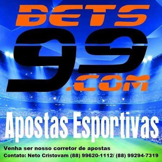 Bets 99.Com. (88) 99620-1112 ou 9.9733-3227.