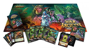 Timewalkers: War of the Ancients WoW TCG Expansion