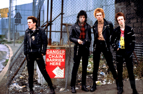 The Clash I Fought The Law