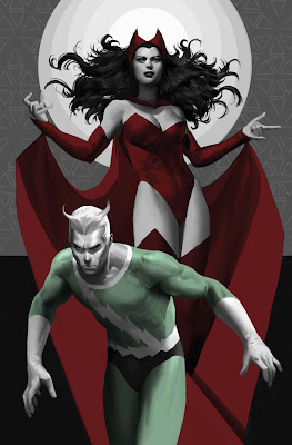 Quicksilver (Marvel Comics) Character Review - With Scarlet Witch