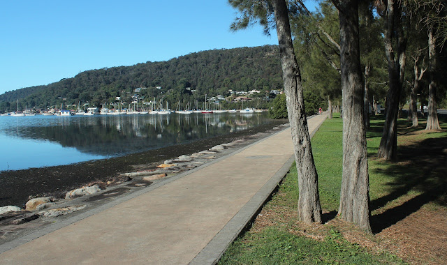 Koolewong foreshore walk