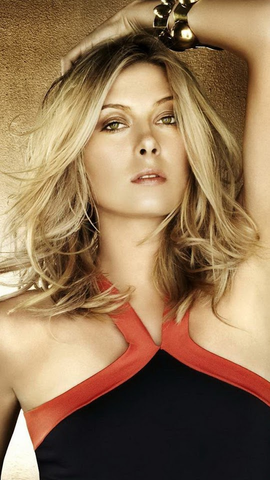 Sexy Sharapova   Galaxy Note HD Wallpaper