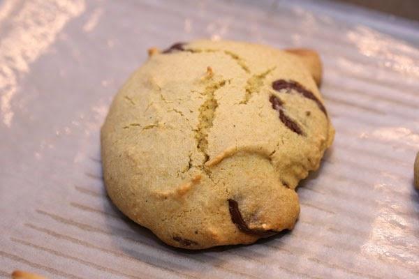 Baked Quinoa Cookies
