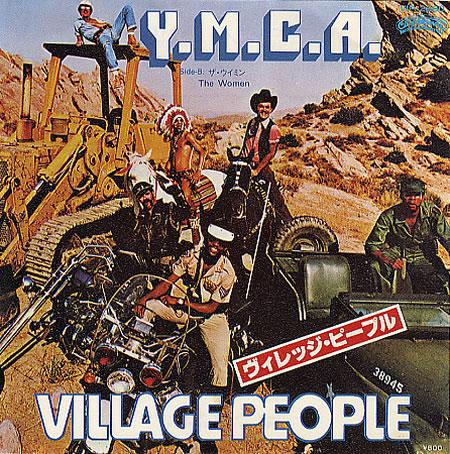 village people youtube ymca