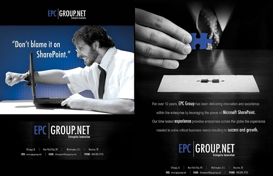 The EPC Group Team of Experts