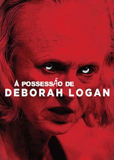 A Possessão de Deborah Logan - BDRip Dual Áudio