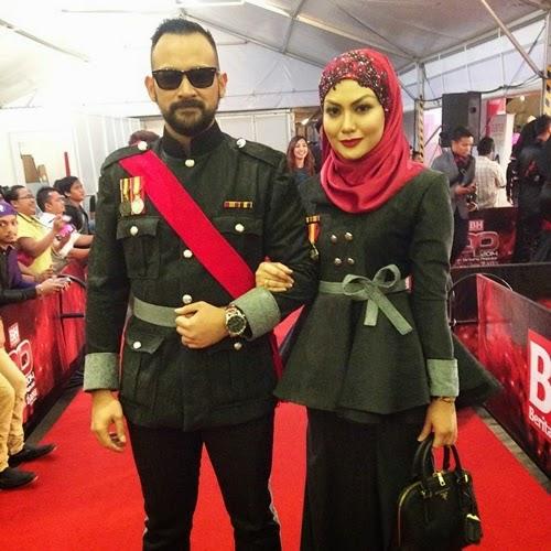 Fesyen Kontroversi Sharnaaz