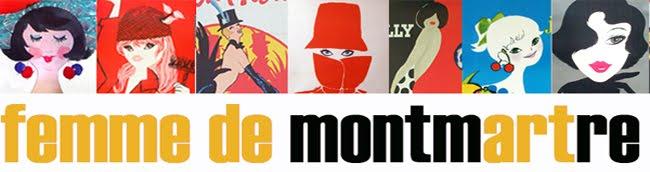 Femme De Montmartre