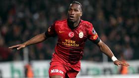 Parçalı Fil Didier Drogba