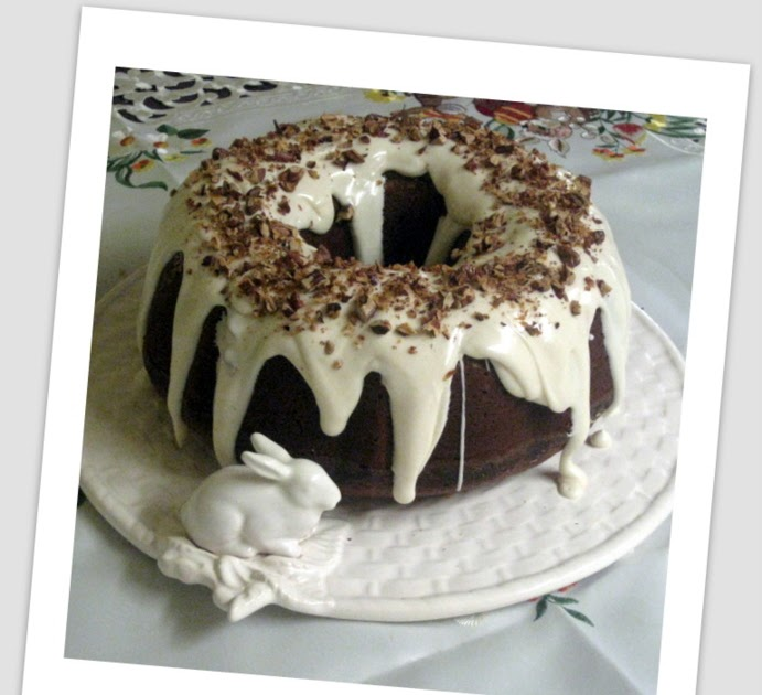 the mouth of the south blog homemade hummingbird bundt cake