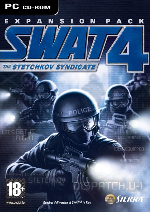 SWAT 4 The Stetchkov Syndicate PC Full Español