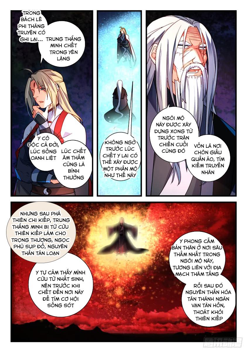Tung Tiền Hữu Tọa Linh Kiếm Sơn Chapter 359 - Hamtruyen.vn