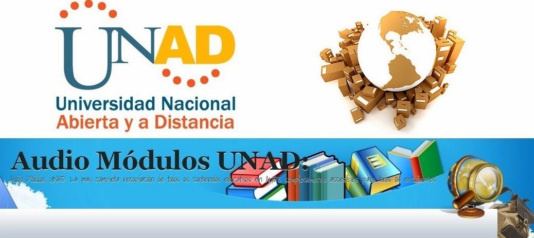 AudioModulo: Distribución Comercial | UNAD
