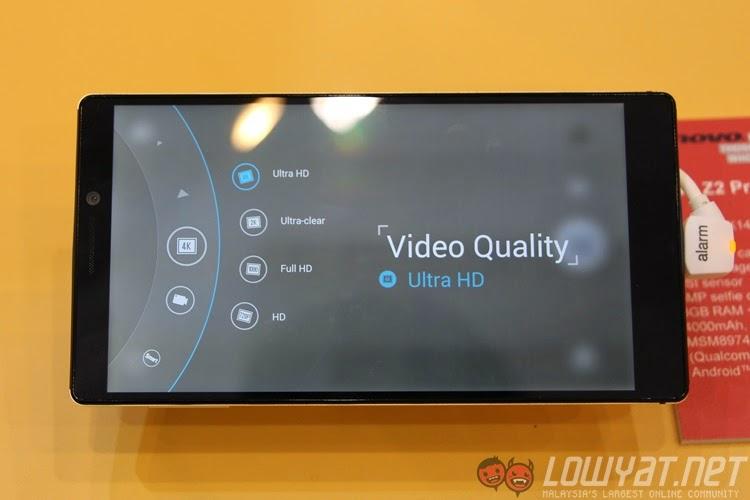 Lenovo Vibe Z2 Pro Review