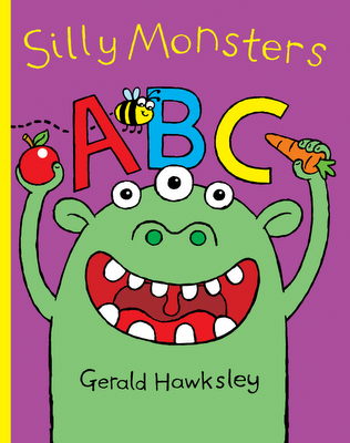 Cover picture of Silly Monsters ABC, a self published children's picture book