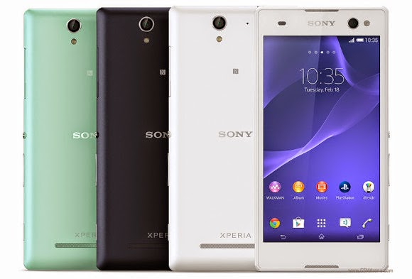 Sony-Xperia-C3-Selfie-with-5MP-front-snaper-camera-priced-at-$323-coming-soon