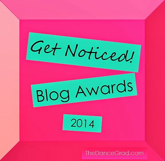VOTE FOR ME - MOST CREATIVE BLOG!