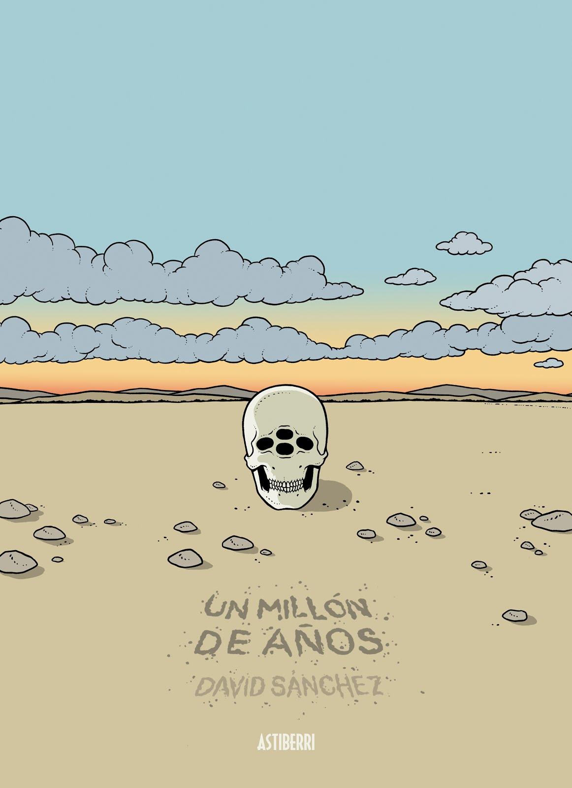 """""""Un millón de años"""" de David Sánchez"""