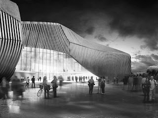 proyecto de arquitectura: museo de troya