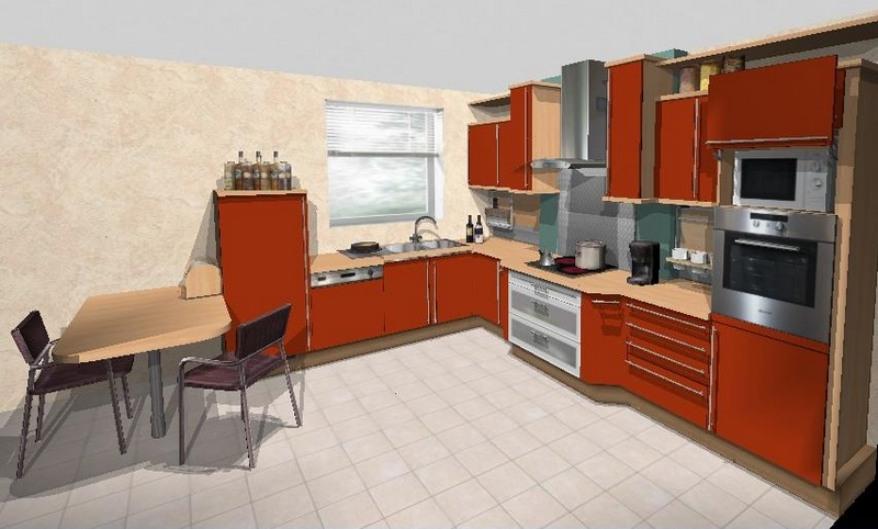 plan cuisine logiciel 3d gratuit meubles de cuisine. Black Bedroom Furniture Sets. Home Design Ideas