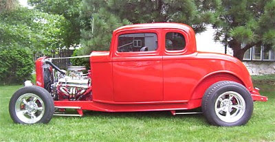 1932 ford 5 window coupe high boy for sale in nebraska engine is a 350