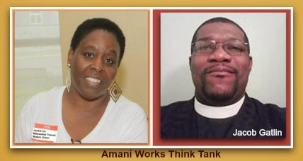 Amani Works Think Tank Fellows WELCOME