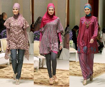 Fashion Batik Clothing glance as Lebaran